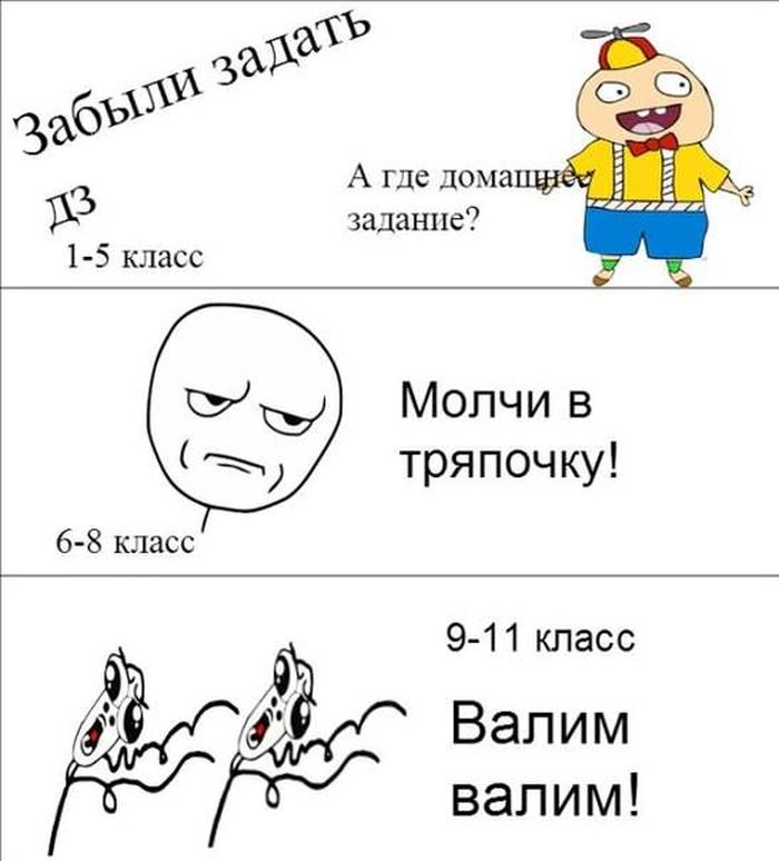 Смешные Анекдоты Про Школу