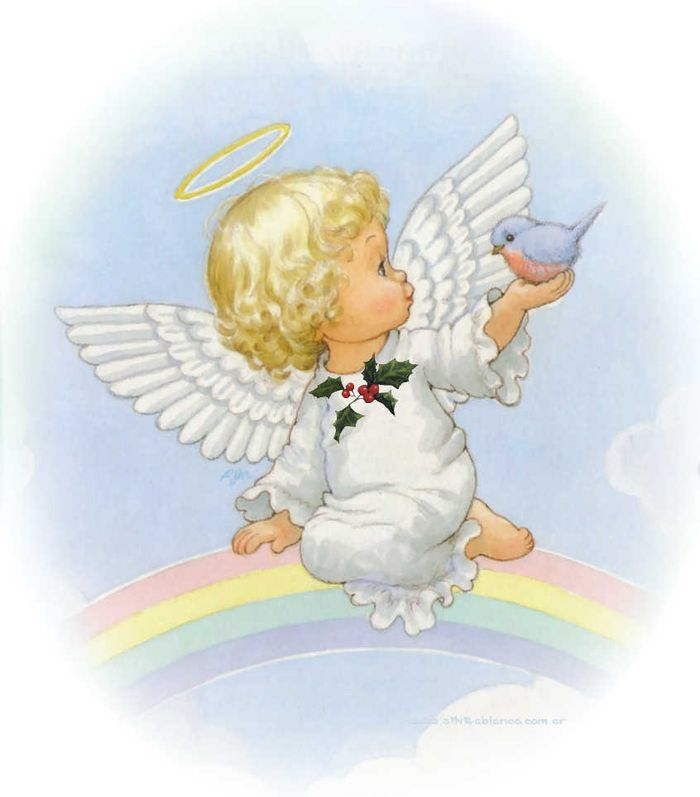 Скандинавская, ангелы в картинках для детей