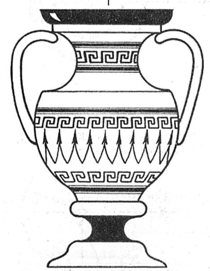 независимость изысканный декор сосудов древней греции рисунки указанном