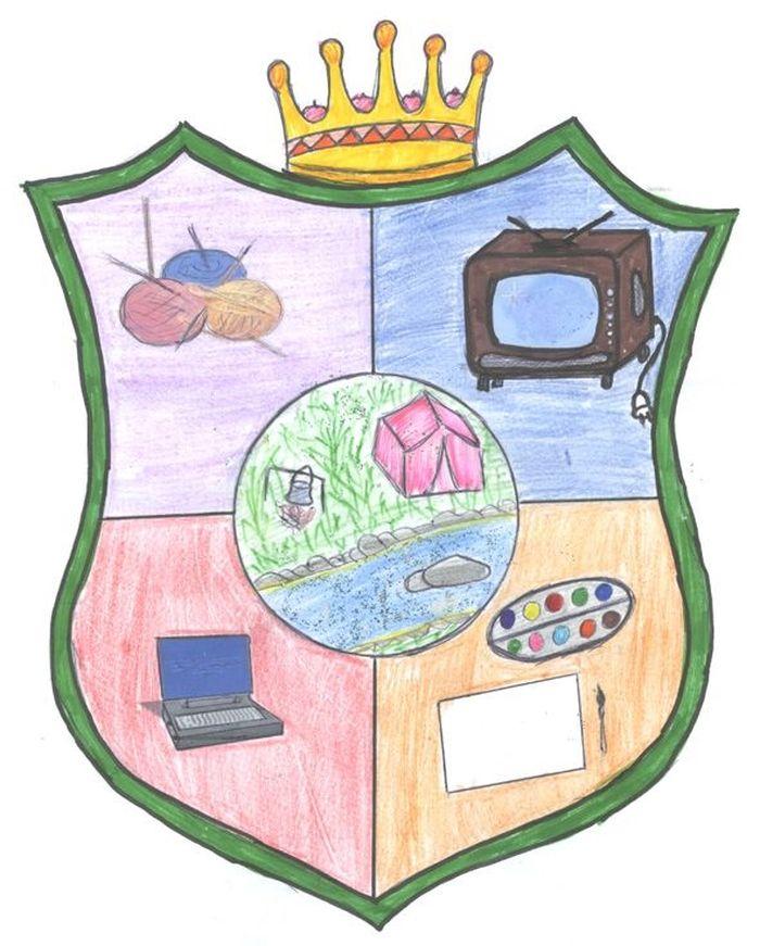 герб и флаг класса картинка сыром грузинский