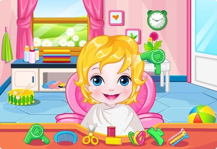 Картинки салон красоты для детей в детском саду