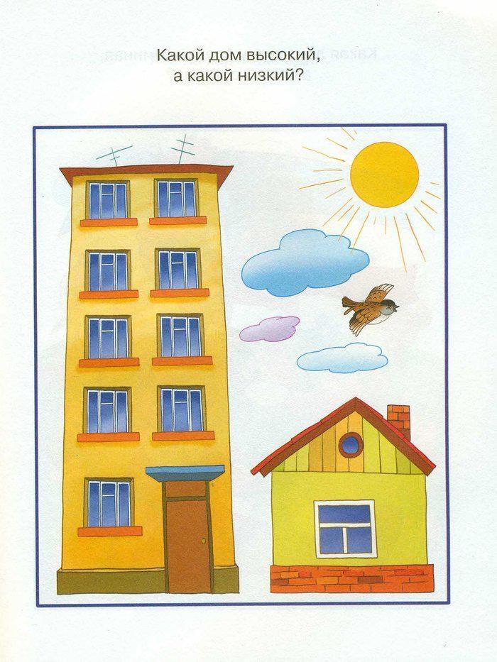 Мой дом картинки для детей в детском саду, картинки