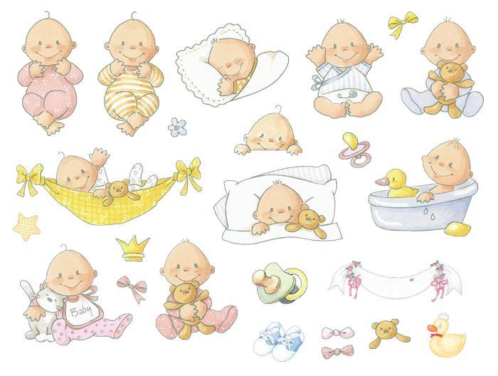 Картинки для новорожденного в альбом, открытка мая