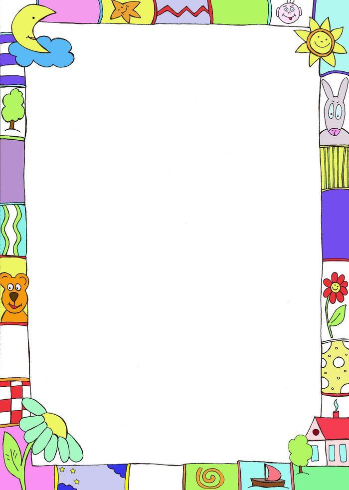 Рамки картинки для текста детские, картинки надписями