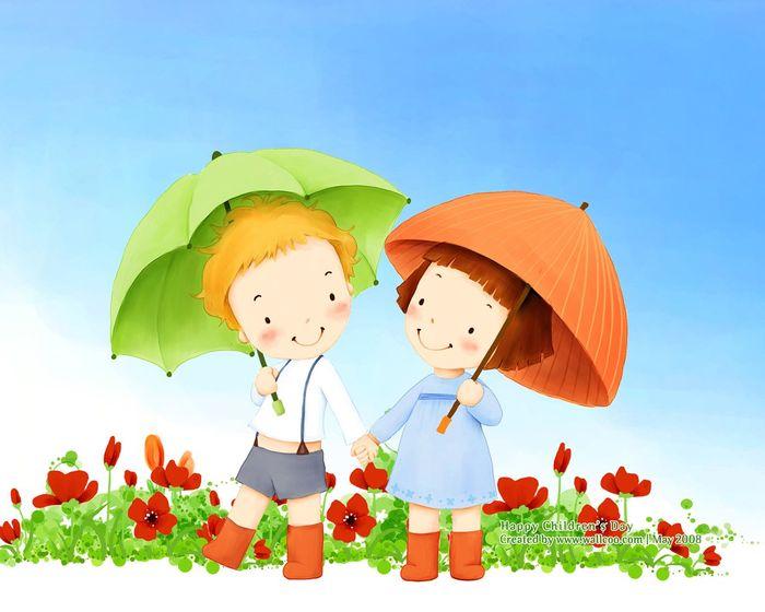 Картинка о дружбе для детей дошкольного возраста