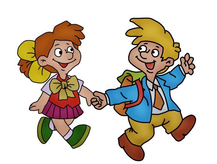 Рисованные картинки о дружбе для дошкольников
