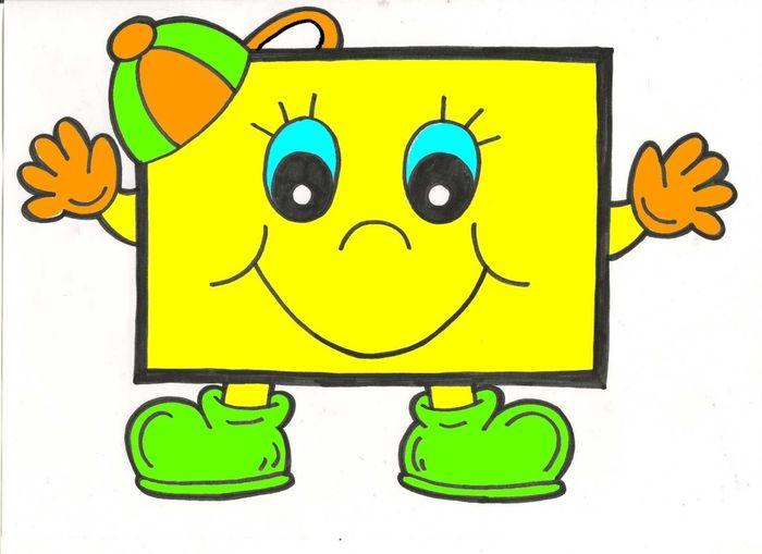 Квадрат картинки для детского сада