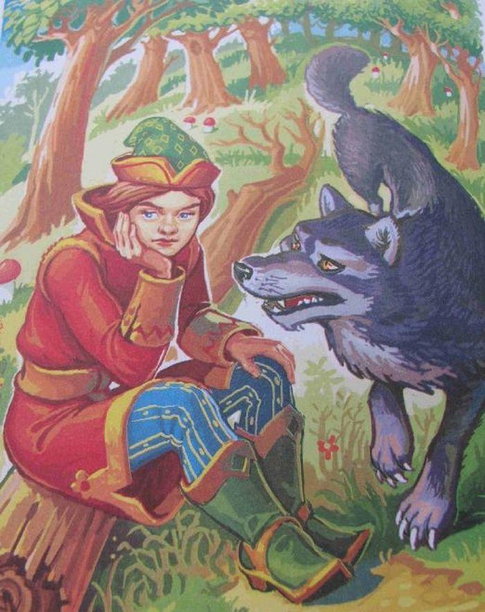 Картинки по сказке иван царевич и серый волк: распечатать или.