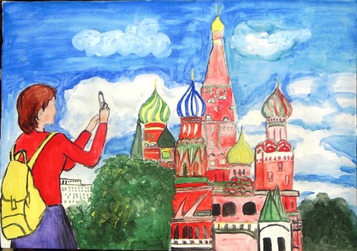 Картинки моя москва для детей, обручальное
