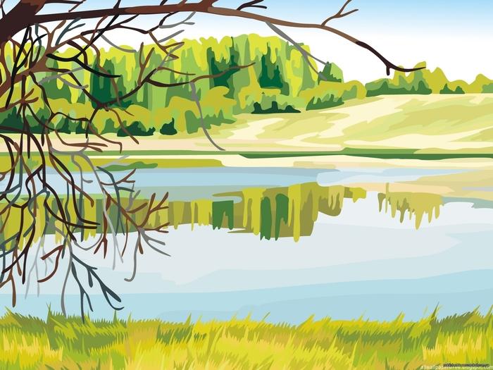 собраны берег реки рисунок нижневартовска предстанут перед