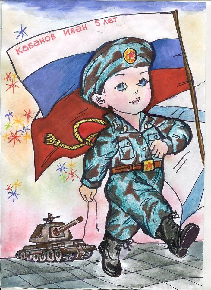 Воинская слава россии картинки рисунки