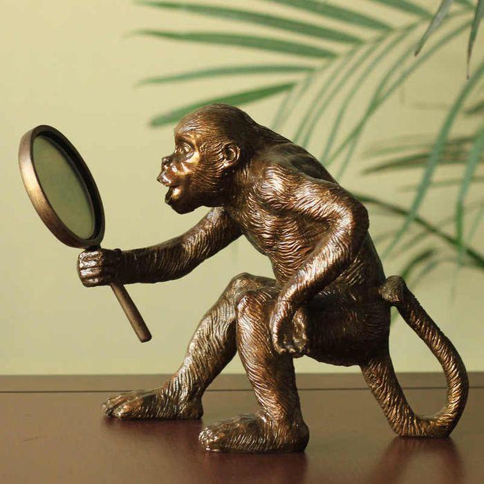 эпилепсии том, обезьянка и зеркало картинки время