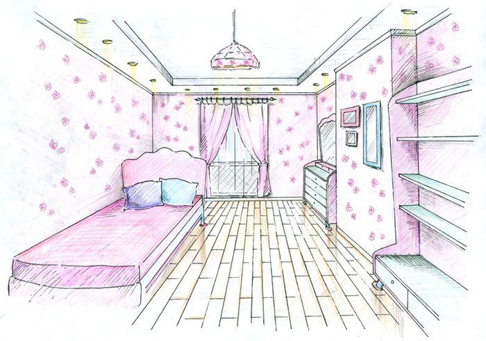 изготовить их, нарисовать комнату картинки пока решили