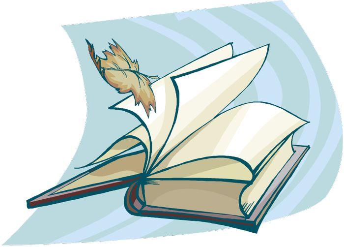 картинки для литературной страницы