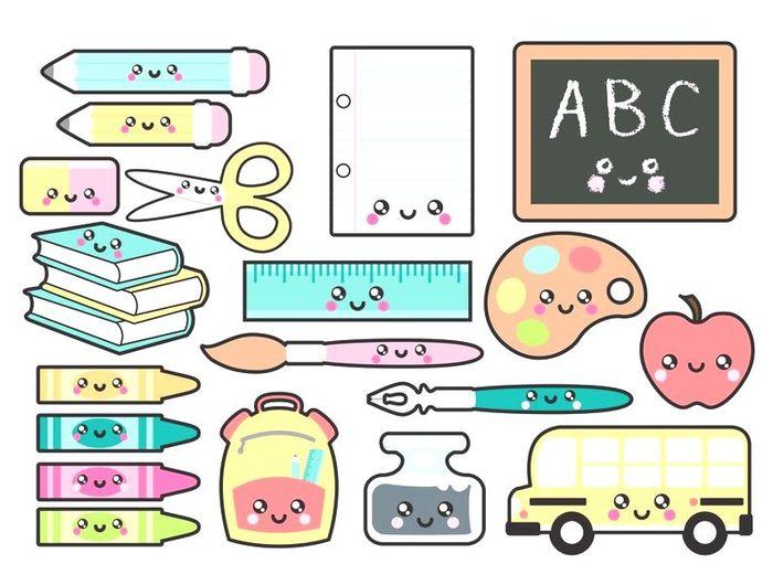 Картинки раскраска школьная