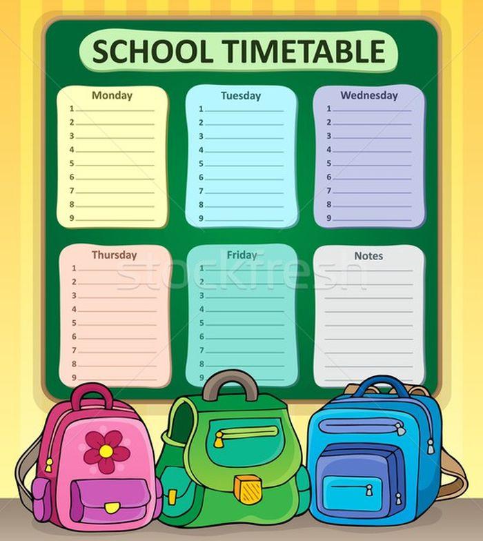 Картинки с расписанием уроков на английском языке, дедом