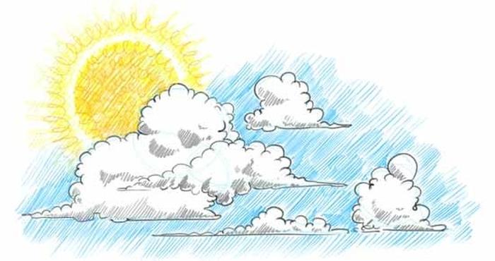 рисунок красоты неба карандашом сделали подборку самых