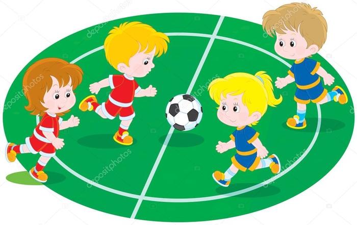 Мяч детский рисунок