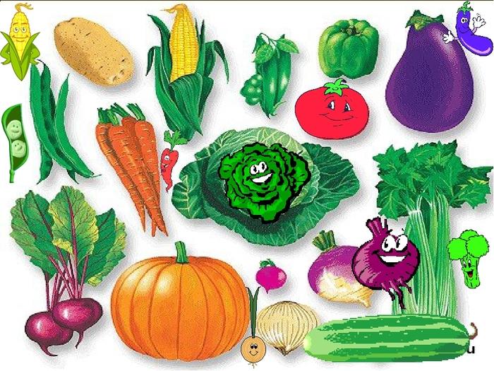 Картинки детский сад овощи