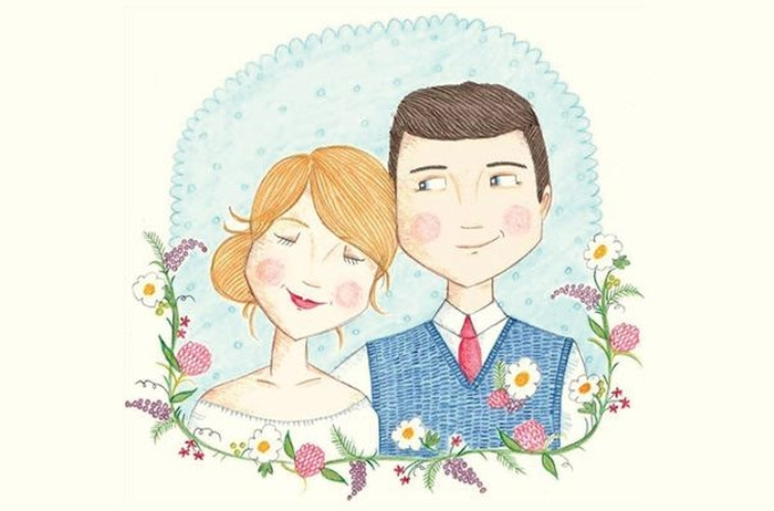 Открытка для мужа с днем свадьбы от жены своими руками