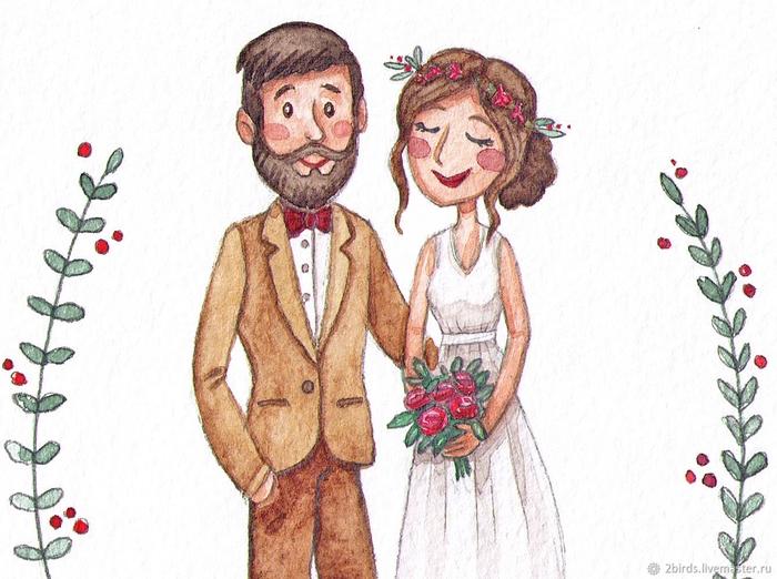 Открытки рисованные с днем свадьбы, приколы гарри поттер