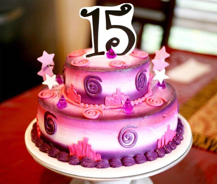 Поздравление 15 лет девочке сестре