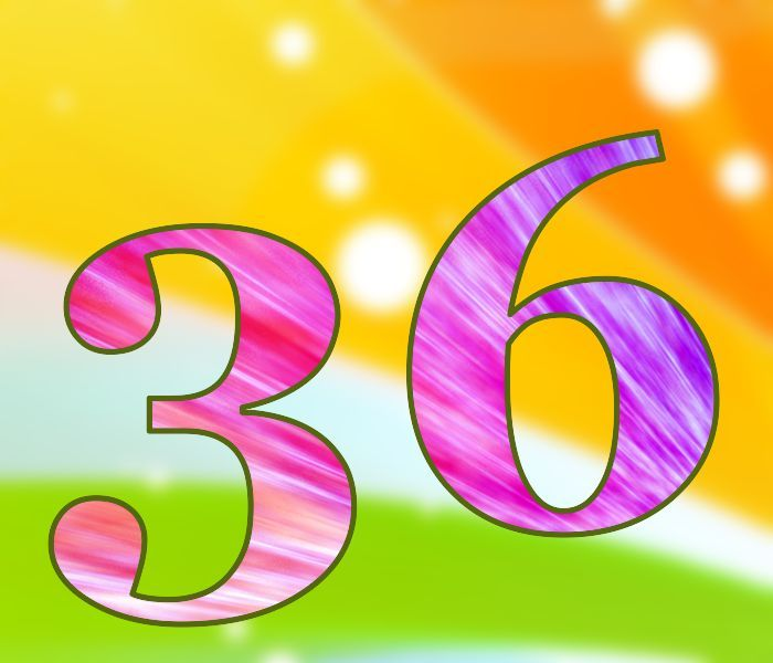 Поздравление в 36 лет женщине