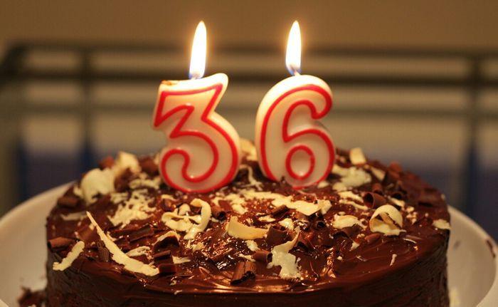 Поздравления с днем рождения жене 36 лет