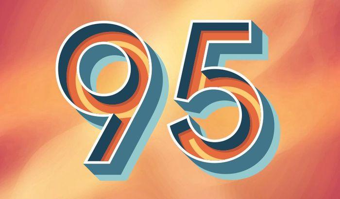 Открытки с днем рождения 95 летие