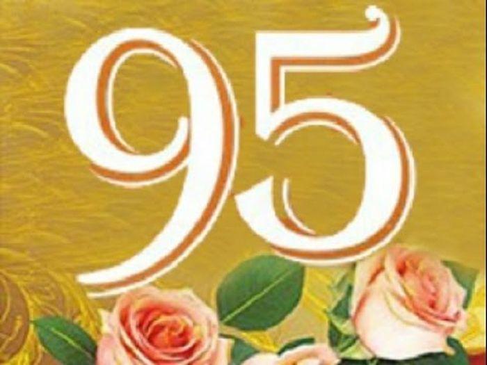 Поздравления в открытке с 95 летием, фото природы пейзажи