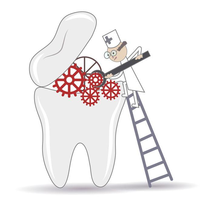 Открытка с днем рождения стоматологу