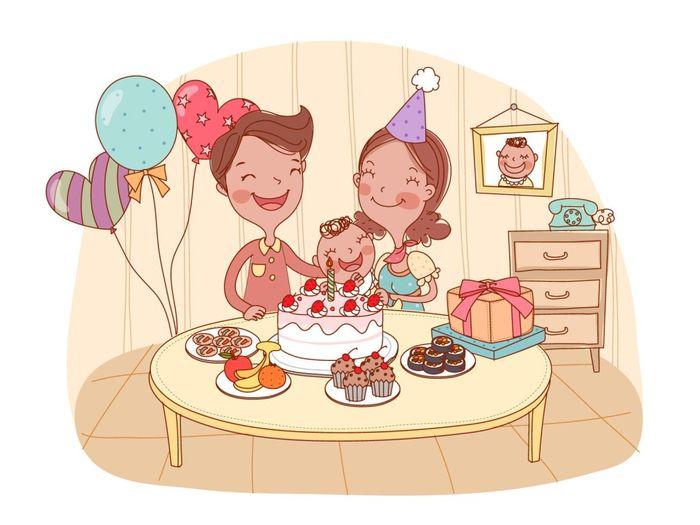картинка с днем рождения семьи с детьми если