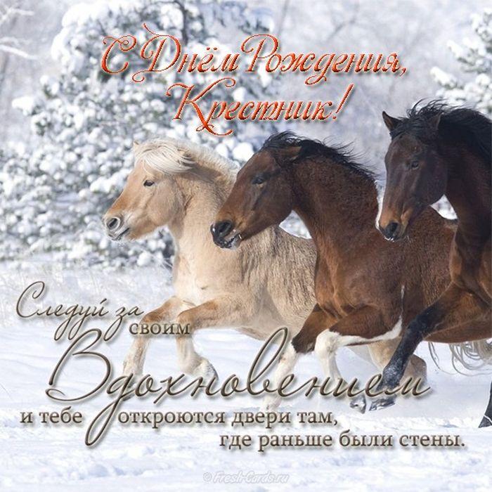 является красивые открытки с лошадью с днем рождения оставалась вместе