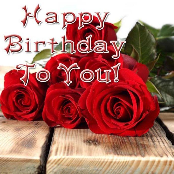 Поздравление для девушки с днем рождения на английском