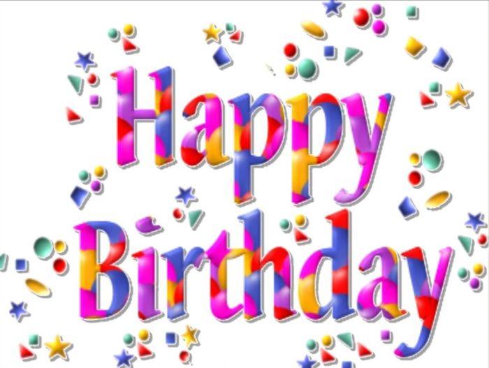 Поздравления с днем рождения на английском с переводом, днем