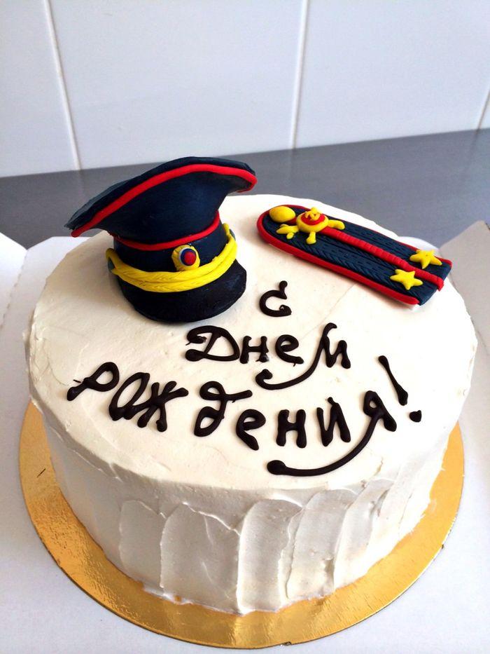 Прикольное поздравления с днем рождения мужчине полицейскому