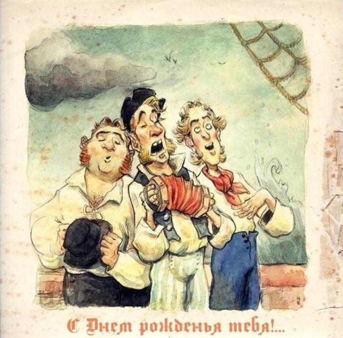 Советской армии, советские открытки поздравления с днем рождения мужчине